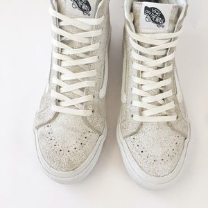 Vans Shoes - Vans x Madewell SK8-Hi Slim Zip High-Top Sneakers